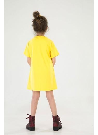 Zeno Kido Elbise Sarı